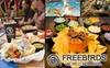 Freebirds World Burrito - Multiple Locations: $5 for $10 Worth of Burritos, Tacos, Salads, and More at Freebirds World Burrito