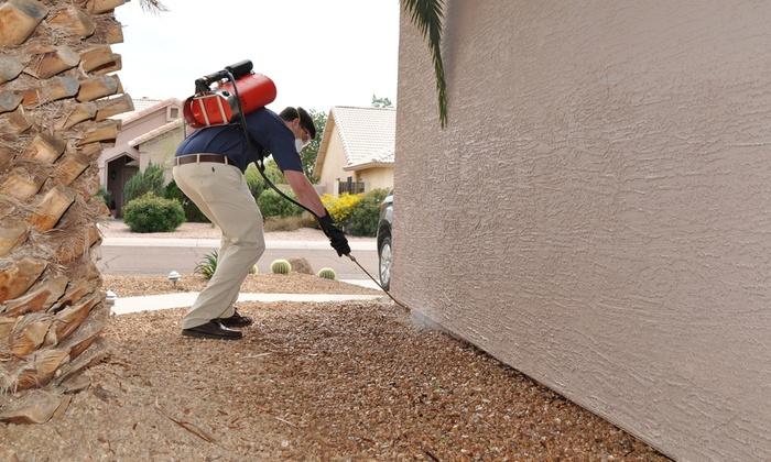 Sun Devil Pest Control - Phoenix: $39 for $149 Groupon — Sun Devil Pest Control