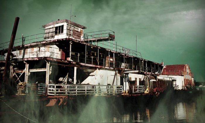 """USS """"Nightmare"""" - Newport: $30 for Two R.I.P. Passes and Two Photos Aboard the USS """"Nightmare"""" in Newport ($60 Value)"""