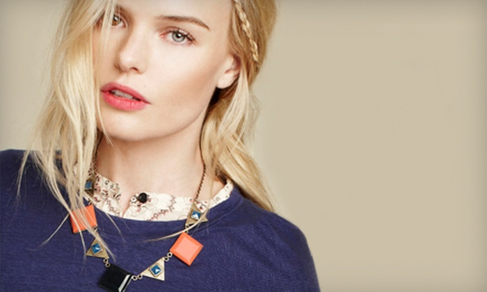 JewelMint - Amarillo: Two Pieces of Jewelry from JewelMint (Half Off). Four Options Available.