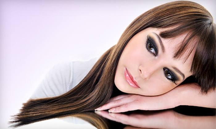 Yamane Salon - Northwest District: $29 for $65 Worth of Hair Services at Yamane Salon