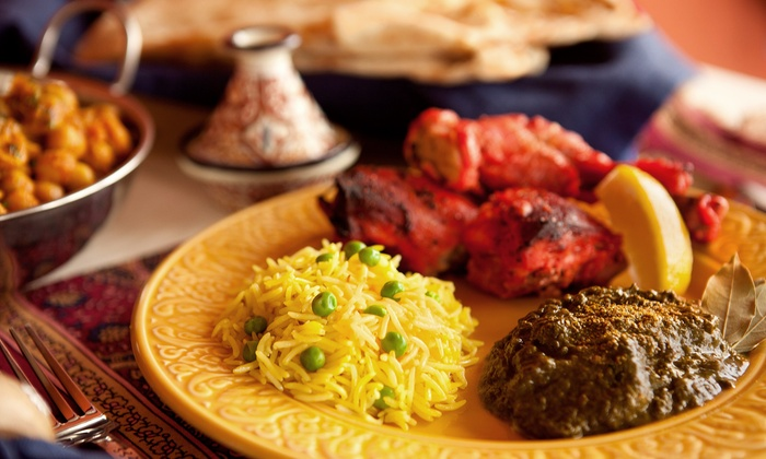 LaZeez Restaurant - Central Avenue: Indian Meal with Appetizer, Entrees, and Drinks for Two or $10 for $20 Worth of Indian Cuisine at LaZeez  Restaurant