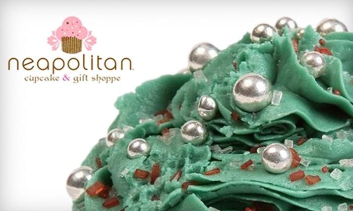 Neapolitan Cupcake & Gift Shoppe - Montclair: $15 for $30 Worth of Cupcakes from Neapolitan Cupcake & Gift Shoppe
