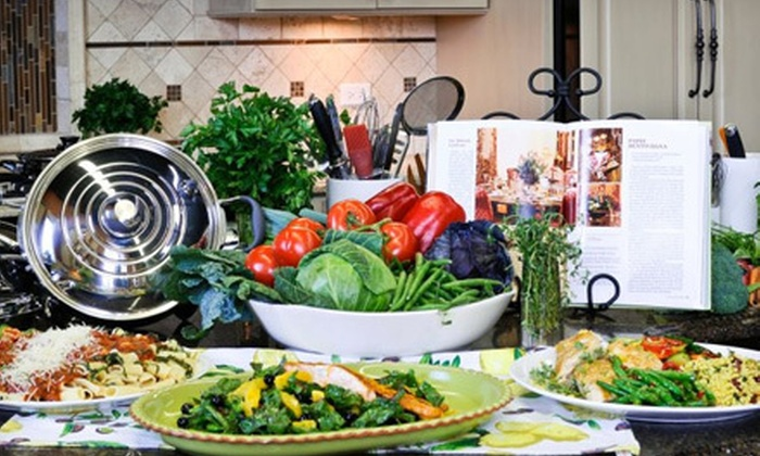 Cooking Skills Academy - Arlington Heights: Super Foods Health Conference for One or Two on May 19 at Cooking Skills Academy in Arlington Heights (Up to 55% Off)