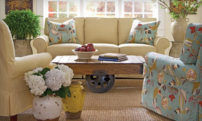 Simon's Furniture - Franklin Town: Home Furnishings at Simon's Furniture in Franklin (Up to 57% Off). Two Options Available.