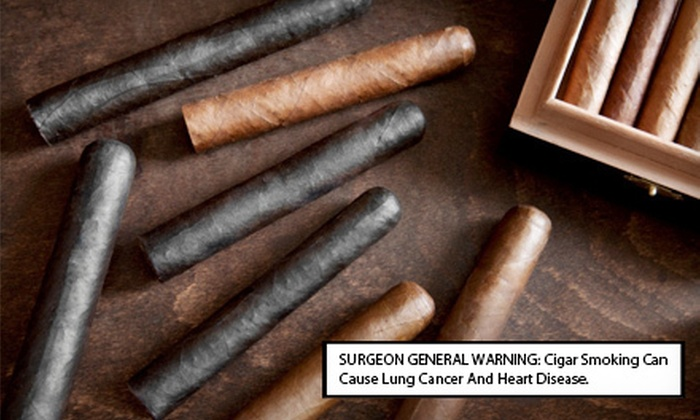 Humidor & Havana Cigars - Multiple Locations: $15 for $30 Worth of Premium Cigars and Accessories at Humidor & Havana Cigars