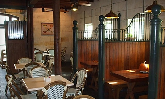 Anne Marie's - Mahncke Park: $15 for $30 Worth of Brunch and Lunch Fare at Anne Marie's Carriage House Bistro