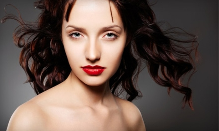 Poppy Hair Boutique - Kitsilano: $30 for $60 Worth of Salon Services at Poppy Hair Boutique