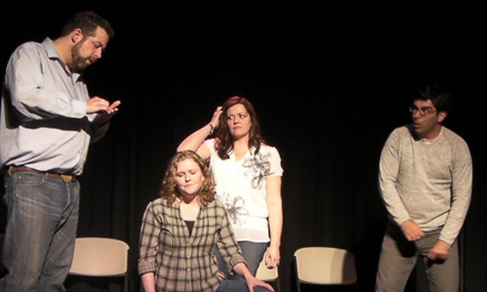 Scared Scriptless - Downtown: $9 for a Comedy Night for Two at a Scared Scriptless Improv Show (Up to $18 Value)