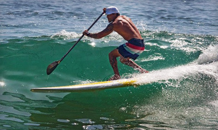 Stand Up Paddle Co. - Laguna Beach: $250 Worth of Gear, Rentals, and Lessons