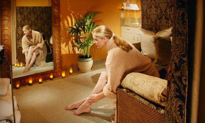 Spa Gregorie's - Multiple Locations: $45 for $90 Worth of Spa Services at Spa Gregorie's in Newport Beach and Rancho Santa Margarita