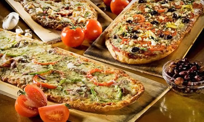 Pizza Fusion - Flamingo / Lummus: $10 for $20 Worth of Pizza and American Fare at Pizza Fusion in Miami Beach