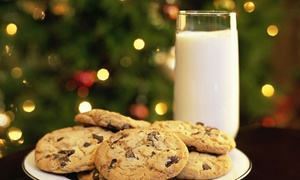 "Zoo Atlanta: Admission for Two or Family Admission for up to Five to ""Cookies with Santa"" at Zoo Atlanta (Up to 63% Off)"