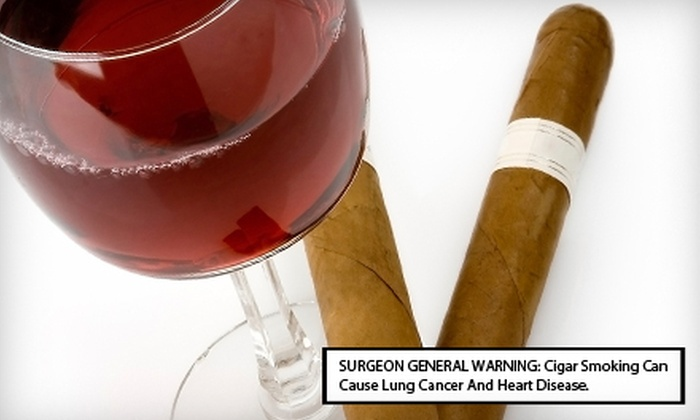 Havana Cigars - Anthem: $15 for $30 Worth of Cigars, Beer, and Wine at Havana Cigars in Anthem (Half Off)