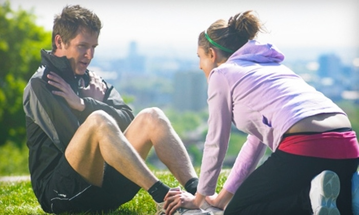 Chi-Town Boot Camps - Multiple Locations: $40 for Four Weeks of Boot-Camp Classes at Chi-Town Boot Camps ($197 Value)