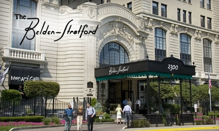 Belden-Stratford Hotel - Lincoln Park: $135 for One Night in a One-Bedroom Suite at the Belden-Stratford Hotel (Up to $279 Value)