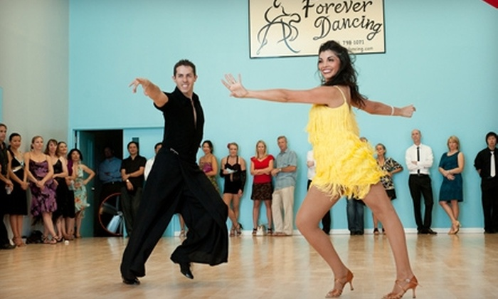 Forever Dancing - Bailey's Crossroads: Dance Classes at Forever Dancing in Falls Church. Two options available.