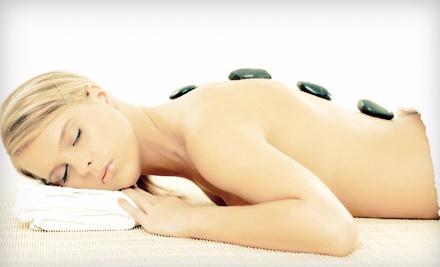 One 60-Minute Hot-Stone Aromatherapy Massage (an $85 value) - Perfect Day Massage in Petaluma