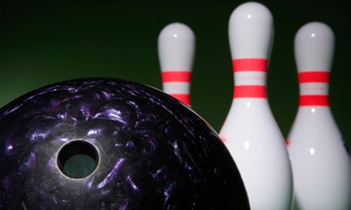 Jack and Jill Bowling Lanes - Multiple Locations: Individual or Family Summer Pass for Bowling and Laser Tag at Jack and Jill Bowling Lanes