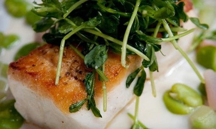 Brasserie Montmartre - Downtown: French-American Fare for Dinner or Lunch at Brasserie Montmartre