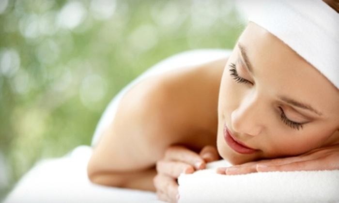 Aqua Salon - Brooklyn Park - Maple Grove: $30 for One-Hour Massage at Aqua Salon in Maple Grove (Up to $60 Value)