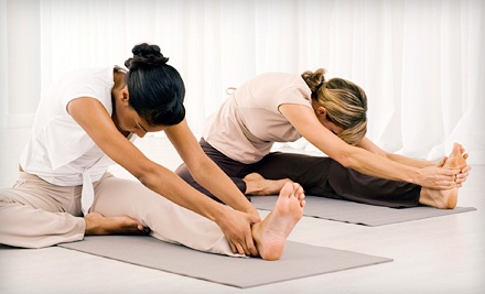 10 Yoga Classes (a $108 value) - Yoga504 in Metairie