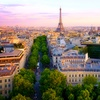 Paris : chambre double Standard avec petit-déjeuner