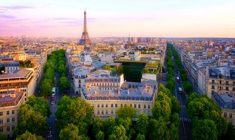 Parigi: camera doppia standard per 2 persone con colazione all'Hotel Tamaris