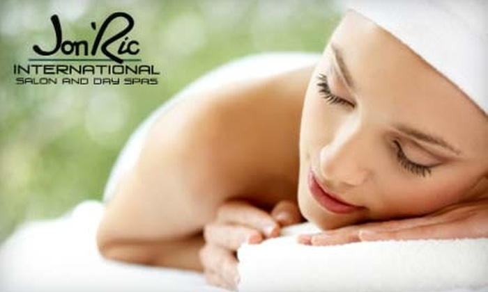 Jon' Ric Salon and Day Spa  - Orlando: $40 for a One-Hour Deep Tissue Massage ($85 Value) or $45 for Any Mani-Pedi ($95 Value) at Jon' Ric Salon and Day Spa in Altamonte Springs