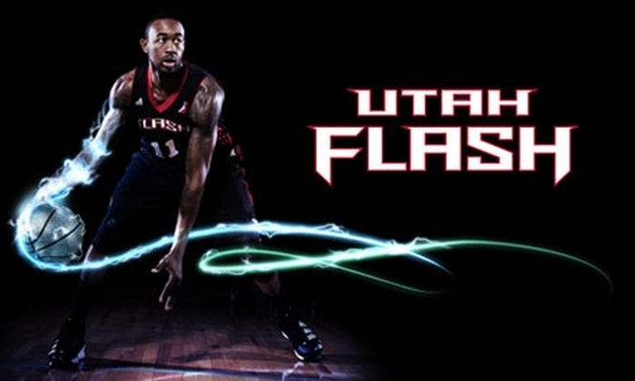 Utah Flash - Sunset Heights: $10 for Two Premier Box Tickets to Any Utah Flash Home Game During the 2010–2011 Season ($36 Value)