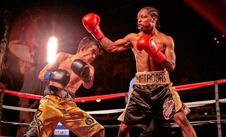 Los Angeles Matadors vs. Bangkok Elephants at The Music Box on Sun., Dec. 18 at 7PM: General-Admission - Los Angeles Matadors in Hollywood