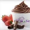 Half Off Frozen Yogurt at Yo! World in Huntersville