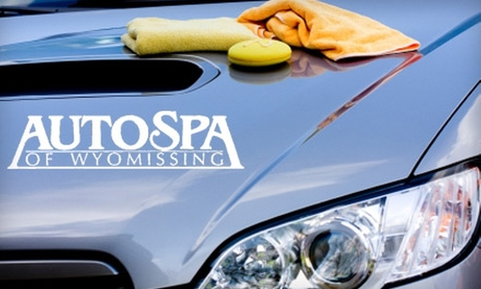 Auto Spa Reading - Wyomissing: $8 for a Full-Service Car Wash at AutoSpa