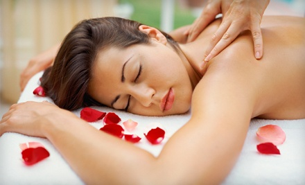Massage-and-Facial Package (a $105 value) - Healing Hands Massage & Wellness in Dunwoody