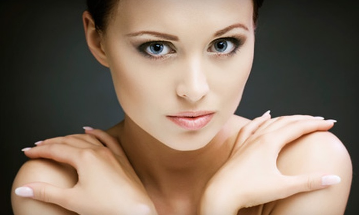 Hollyday Aesthetics Spa - Tower Homes: $50 for a Jet Clear Microdermabrasion at Hollyday Aesthetics Spa ($120 Value)