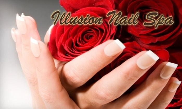 Illusion Nail Spa - Green Hills: $20 for $40 of Nail Services at Illusion Nail Spa in Green Hills