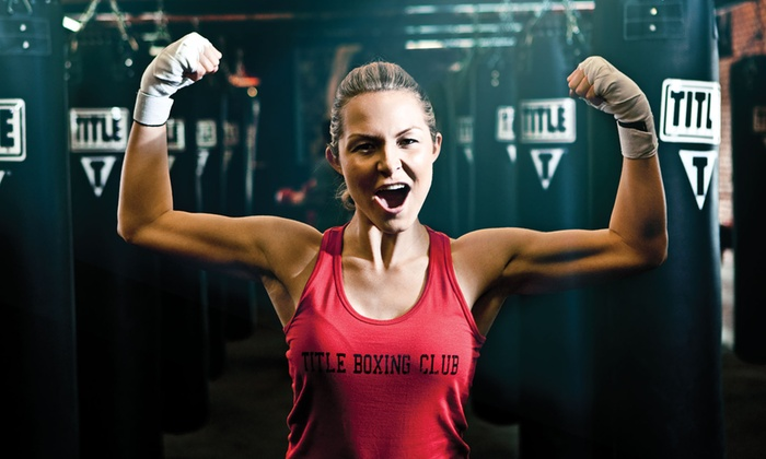 Title Boxing Club - Multiple Locations: Two Weeks of Boxing and Kickboxing Classes for an Individual or Family at Title Boxing Club (Up to 90% Off)
