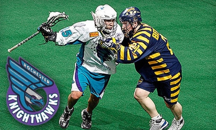 Rochester Knighthawks in - Rochester, New York | Groupon