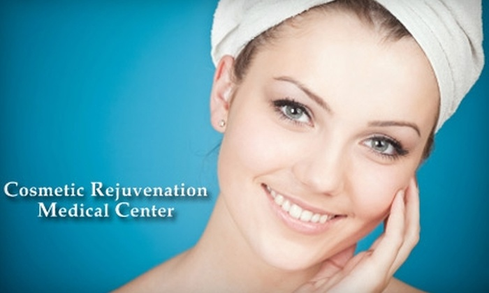 Cosmetic Rejuvenation Medical Center - West Hollywood: $99 for a Photofacial or LumiLift Treatment at Cosmetic Rejuvenation Medical Center ($350 Value)