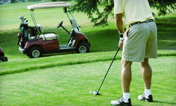 Leavenworth Golf Club - Green Water Meadows: $30 for 18 Holes of Golf with Cart at Leavenworth Golf Club (Up to $61 Value)