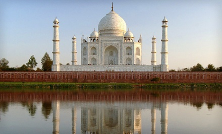 Option 1: Departing on July 11 - Indian Tour with Airfare in Delhi 110 054