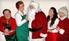 """""""Santa's Magic Timepiece"""" presented by UpStage Theatre - Greater Heights: $10 for Two Tickets to """"Santa's Magic Timepiece"""" by UpStage Theatre at Lambert Hall ($20 Value). Five Shows Available."""