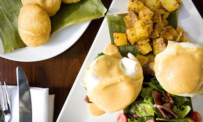 Cienega - Sun Haven: Contemporary Latin Brunch for Two, Four, or Six at Cienega in New Rochelle (Up to 52% Off)