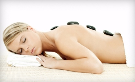 Fitness 1st: 60-Minute Deep Tissue, Hot Stone, or Sports Massage - Fitness 1st in Blaine
