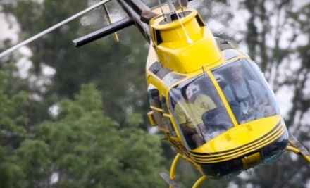 Scenic Helicopter Tours: 20-Minute Wears Valley Flight - Scenic Helicopter Tours in Pigeon Forge