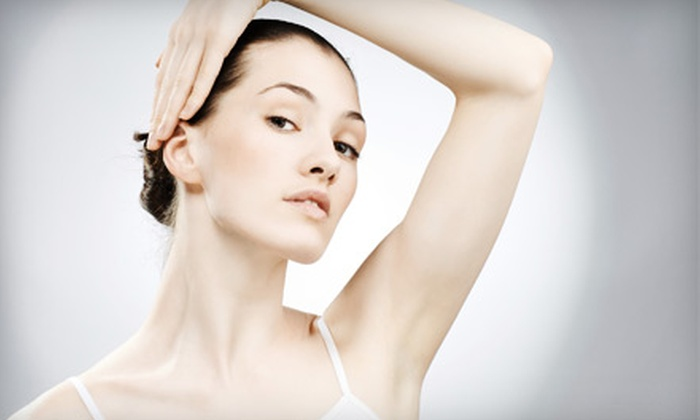 Sunsera Salons - Saskatoon: $139 for Three or Six Laser Hair-Removal Sessions at Sunsera Salons ($570 Value)
