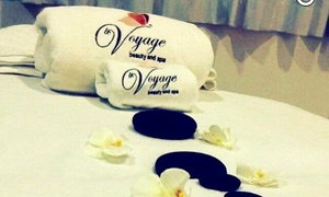 Le Voyage Beauty & Spa: Facial Treatment with Eye Massage, Optional Reflexology and Hair Service at Le Voyage Beauty Spa (Up to 68% Off)