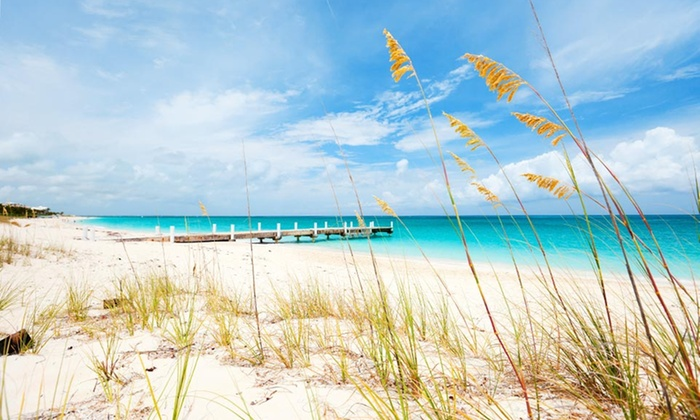 One on Marlin - Providenciales, Turks and Caicos Islands: 4-, 6-, or 7-Night Stay for Two at One on Marlin in Turks and Caicos. Combine Up to 14 Nights.