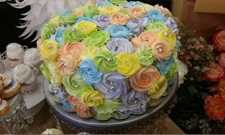 Cake Decoration - MyCakes Groupon