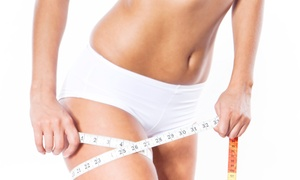 Jardin Bleu Spa: Two or Four Ultrasonic Cavitation Cellulite-Reduction Treatments at Jardin Bleu Spa (Up to 87% Off)
